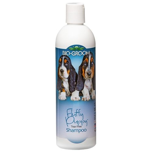 Bio Groom Fluffy Puppy Shampoo 12 Ounce by Bio-Groom