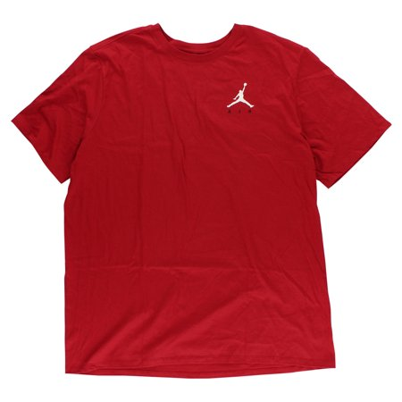 Jordan Mens All Day T Shirt Red