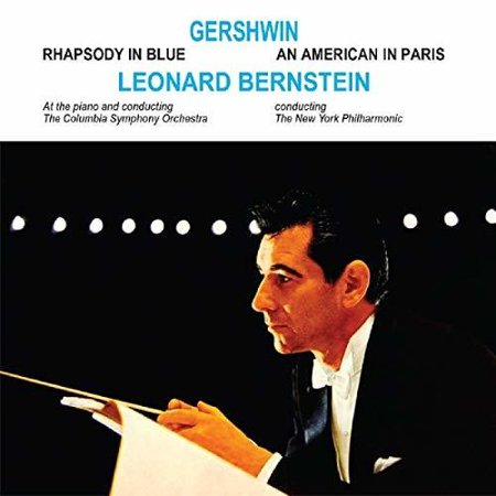 Rhapsody In Blue / American In Paris (CD) (Rhapsody Blue Part)