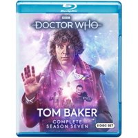 Doctor Who: Tom Baker The Complete Season Seven (Blu-ray)