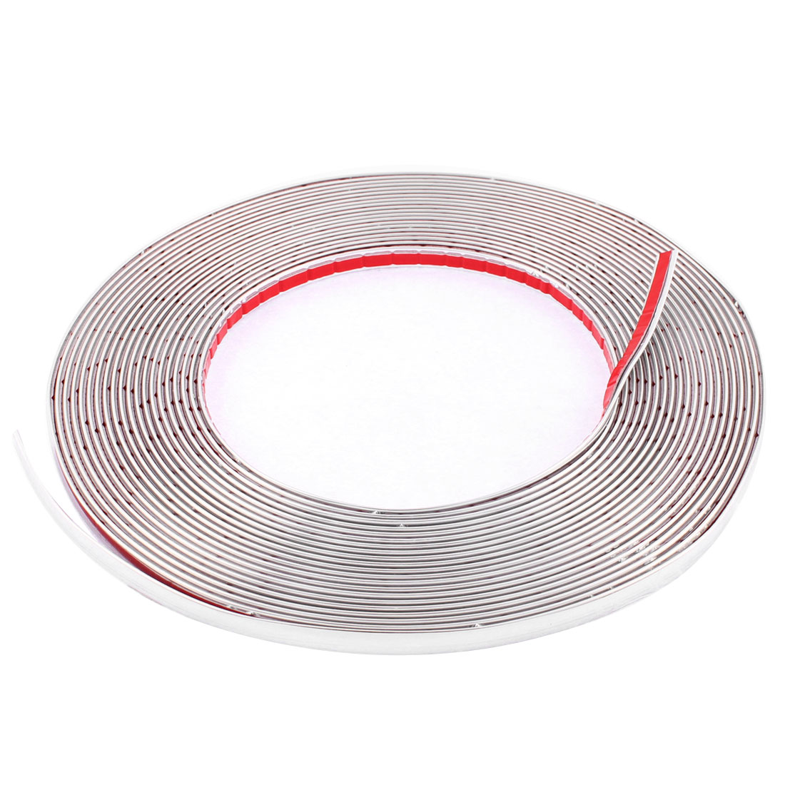 Car Auto Wheel Sticking Soft PVC Moulding Trim Strip Decoration 9mm Width