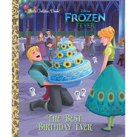 The Best Birthday Ever (Disney Frozen) (Hardcover) - The Best Halloween Songs Ever