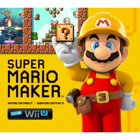 Refurbished Nintendo Wii U Super Mario Maker Console Deluxe Set - Walmart Exclusive