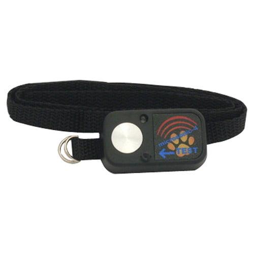 High Tech Pet Digital Ultrasonic Pet Electric Fence Collar