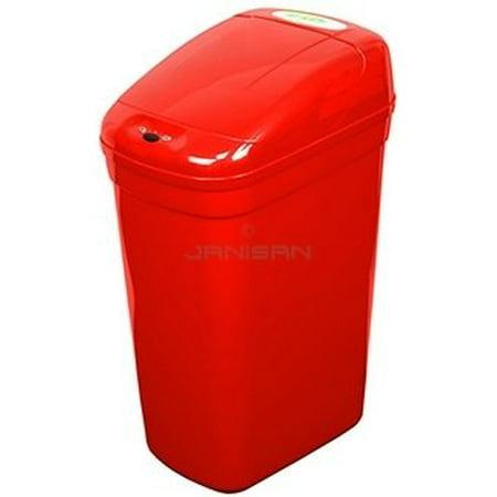 8 7 gallon motion sensor trash can. Black Bedroom Furniture Sets. Home Design Ideas