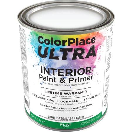 Color Place Ultra Exterior Paint Reviews