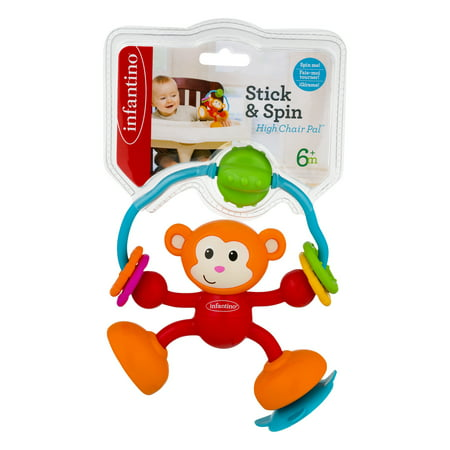 Infantino Stick Amp Spin High Chair Pal 6 M 1 0 Ct