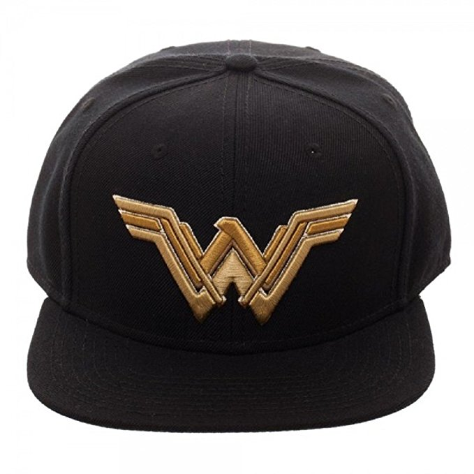 Birthday Gift Embroidered Cap Wonder Woman Justice League Snapback