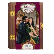 Masterpieces Jigsaw Puzzle Classics Collection, Gone With The Wind, 1000-pieces