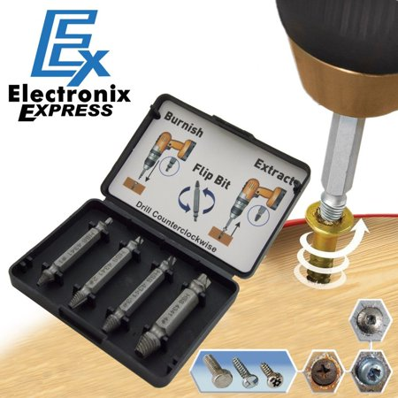 Stripped or Damaged Screw / Bolt Remover Set (Best Way To Remove A Stripped Screw)