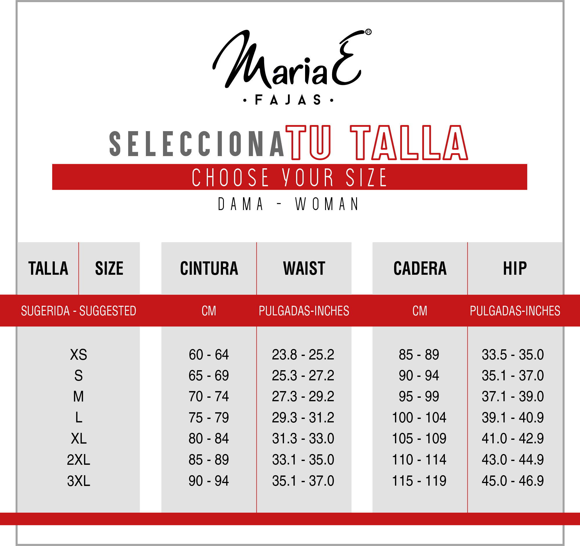 270510968b MARIAE FAJAS - MARIAE 9382 Full Slimming Body Shaper For Women ...