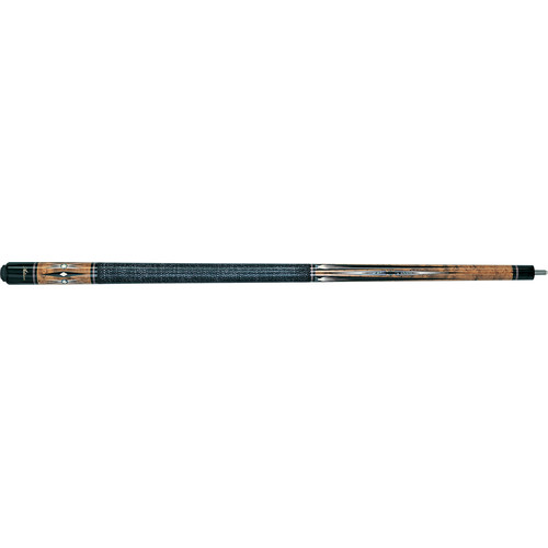 Action Exotics Pool Cue in Brown Stained Maple by Action