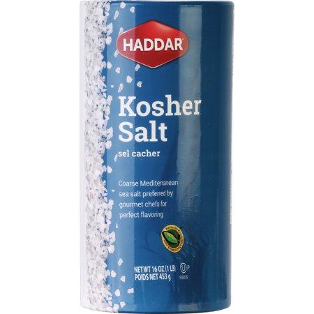 Haddar Kosher Salt (Salt Kosher)