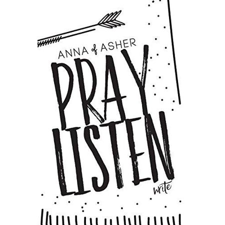 Anna Of Asher  28 Day Prayer Journal