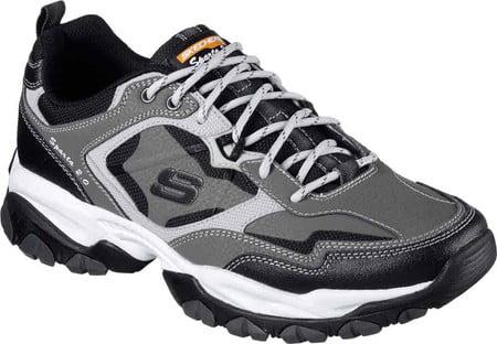 skechers memory foam mens sneakers