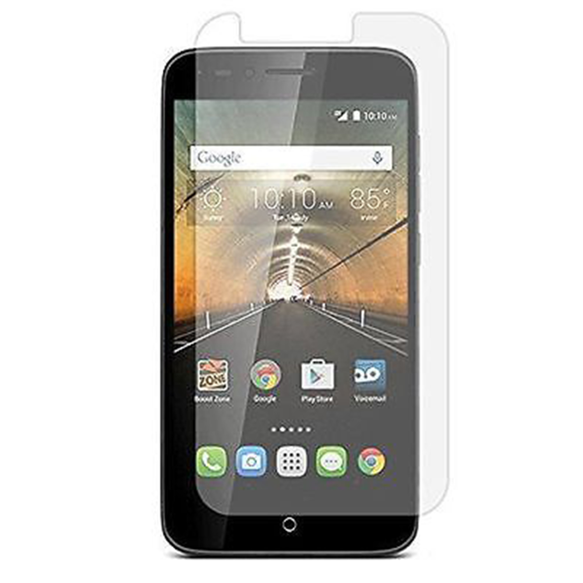 Arc® Alcatel One Touch Conquest 7046T Tempered Glass Screen Protector
