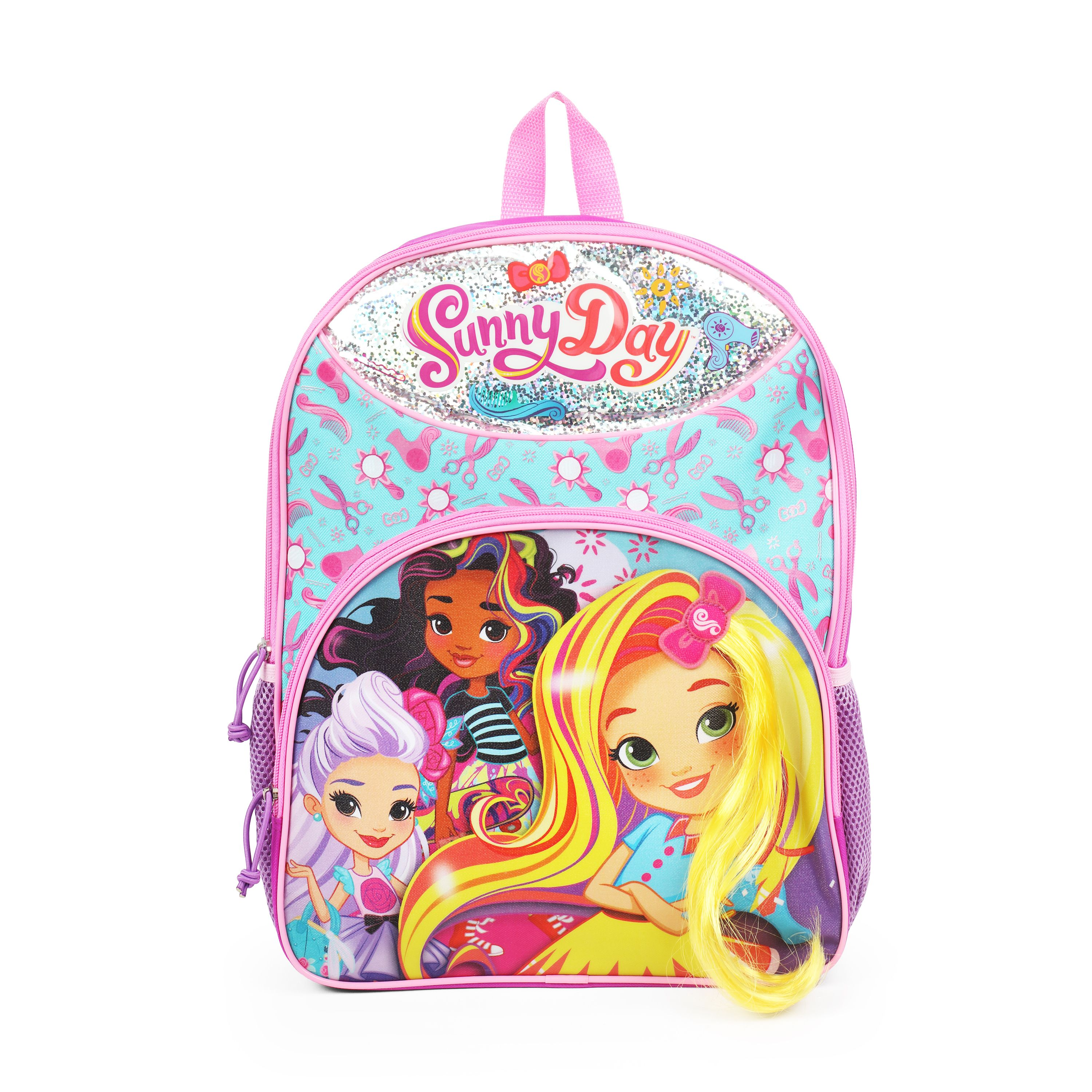 Sunny Day Backpack W/ Hair