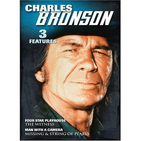 Charles Bronson Volume 2 (DVD) (Action Bronson Halloween)