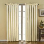 White Energy Efficient & Blackout Curtains - Walmart.com