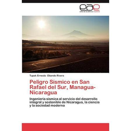 Peligro Sismico En San Rafael del Sur, Managua-Nicaragua](Peligros Del Halloween)