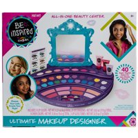 Cra-Z-Art Be Inspired Ultimate Makeup Designer, All-in-Once Beauty Center