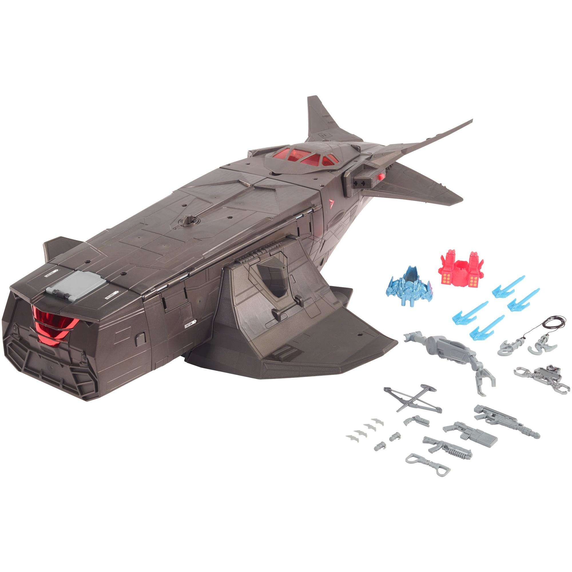 DC Justice League Flying Fox Mobile Command Center with Accessories