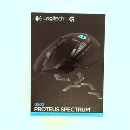 f8f30a7addd Refurbished Logitech G502 Proteus Spectrum RGB Tunable Gaming Mouse, FPS  Mouse - Walmart.com