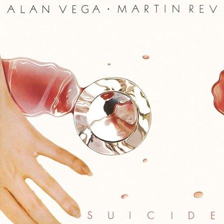 Alan Vega Martin Rev (Vinyl)