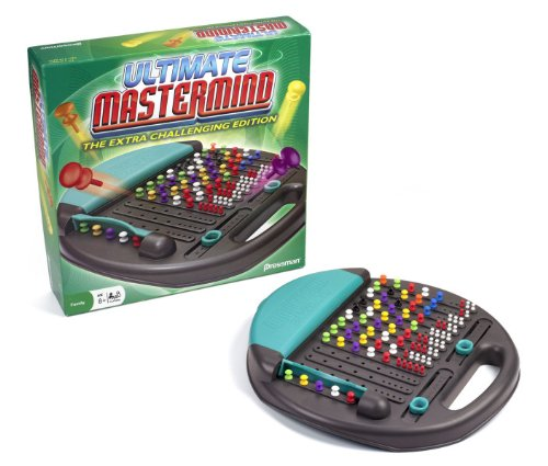 Ultimate Mastermind, USA, Brand Pressman Toy by