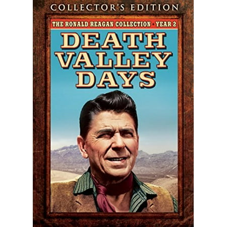 Death Valley Days: The Ronald Reagan Years: Year 2 (DVD)