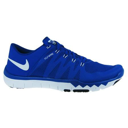 promo code e56e3 a2d16 Nike 723987 Free Trainer 5.0 TB Men s Training Shoes - Game Royal White -  Black ...