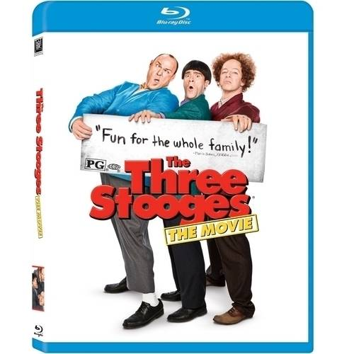 The Three Stooges (Blu-ray + Digital HD) by