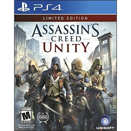 Ubisoft Assassin's Creed: Unity (PlayStation 4) - REFURBISHED](Assassin Creed Cloak)