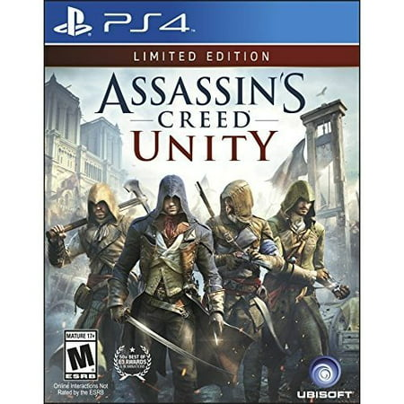 Ubisoft Assassin's Creed: Unity (PlayStation 4) - REFURBISHED - Assassin's Creed Timeline