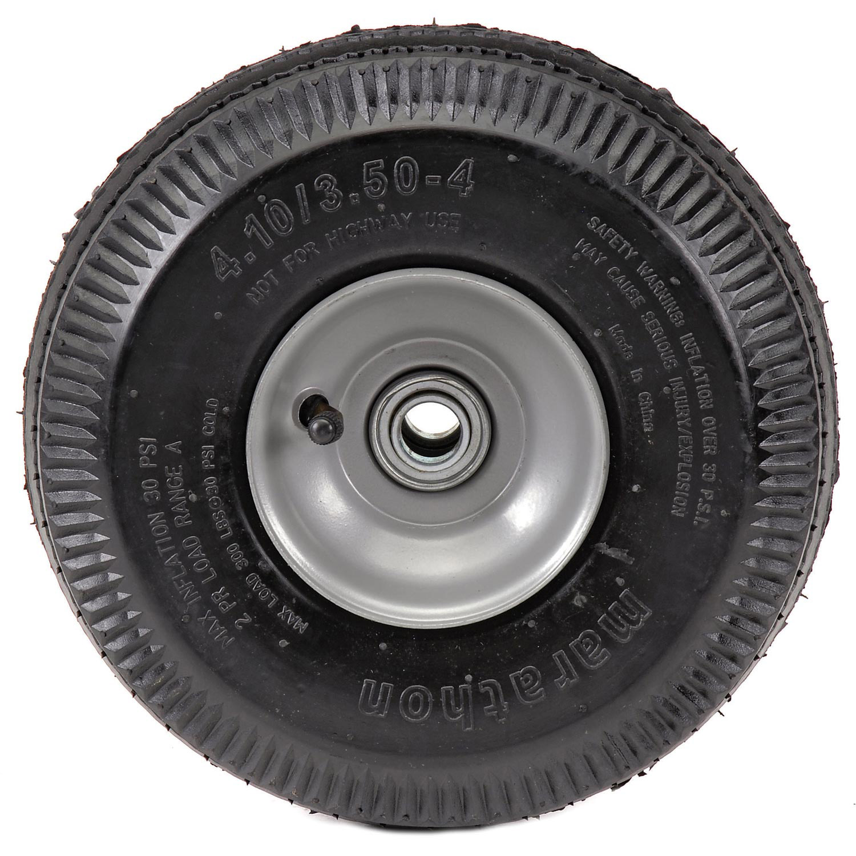 Marathon 20011 Sawtooth Tread Pneumatic Tire, Lot of 1