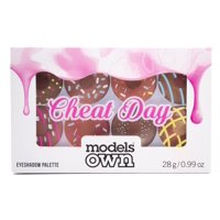 Models Own CHEAT DAY Eyeshadow Palette  .99oz