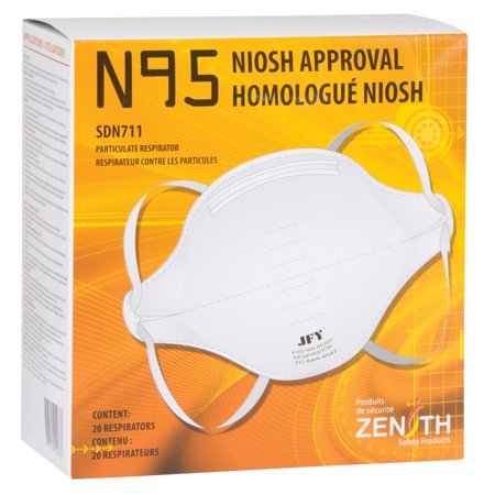 zenith n95 mask