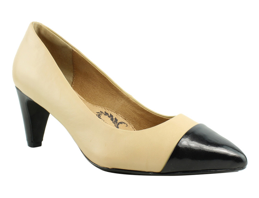 New Sofft Womens Brown Pumps 6 Wide (C, D, W) by Sofft