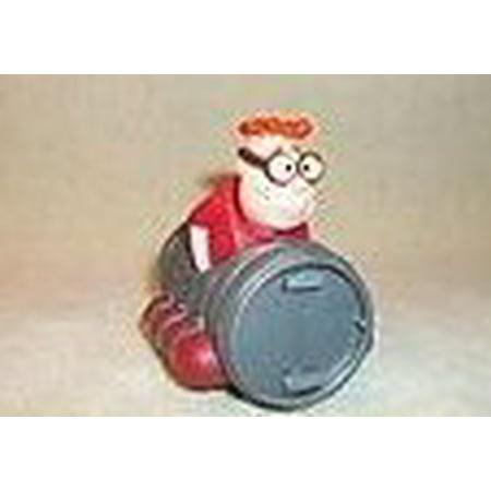 2002 Burger King Jimmy Neutron Carl Toy By Burger King