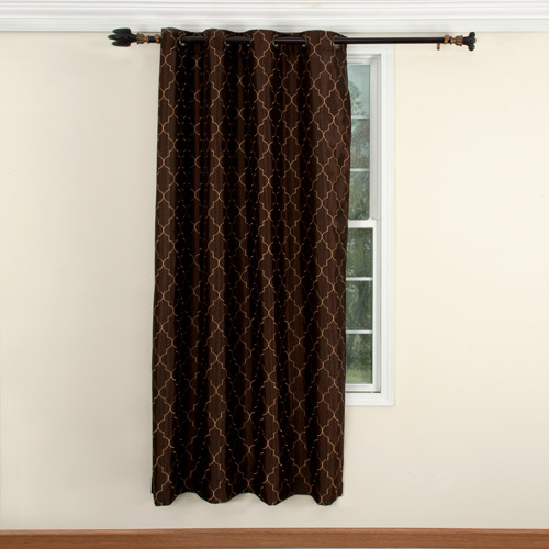 verano polyester curtain panel - walmart