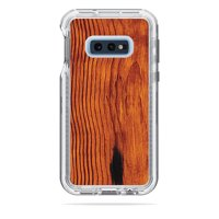 Skin For Lifeproof Next Case Samsung Galaxy 10E - Knotty Wood | MightySkins Protective, Durable, and Unique Vinyl Decal wrap cover | Easy To Apply, Remove, and Change Styles