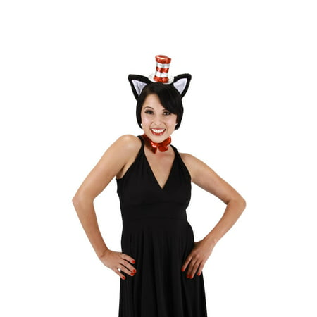 Dr. Seuss Cat In The Hat Costume Accessory Set Teen