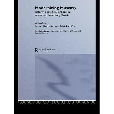 Modernizing Muscovy - eBook