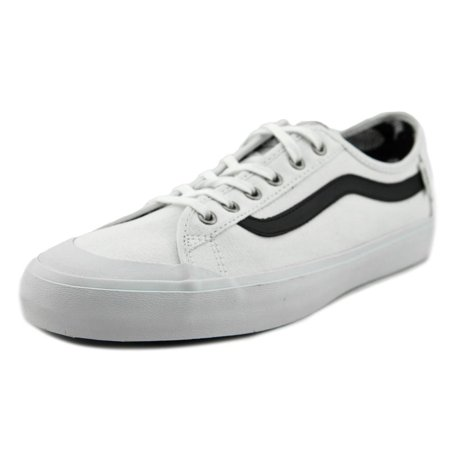 f89fe939fd4 Vans - Vans Men s Black Ball Sf Dane Reynolds White Ankle-High Canvas  Skateboarding Shoe - 11M - Walmart.com