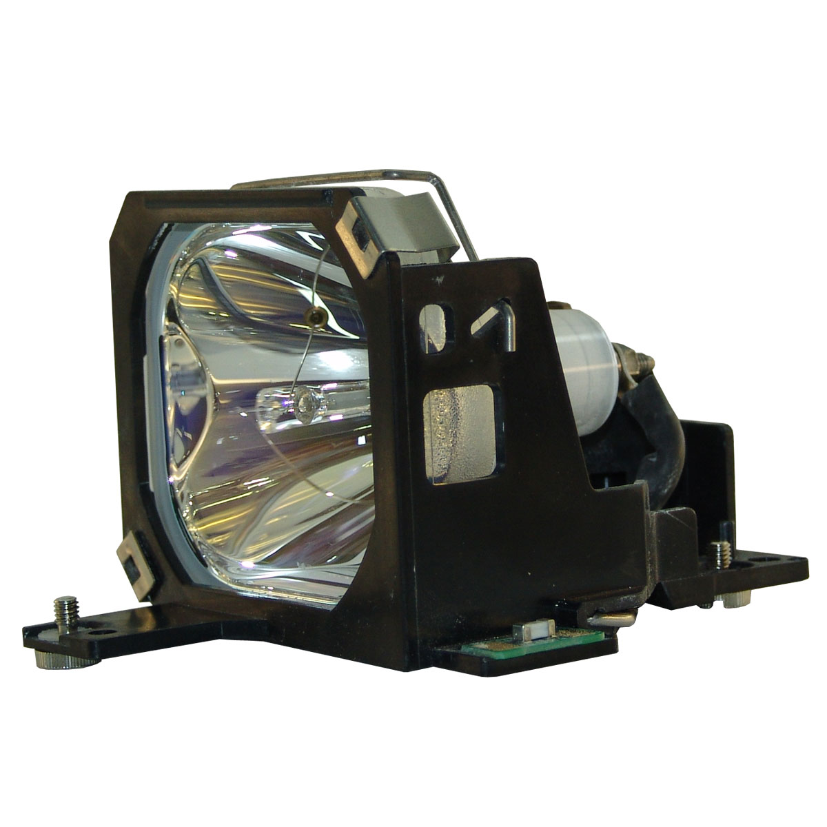 Original Philips Projector Lamp Replacement with Housing for Boxlight MP350M-930 - image 5 de 5
