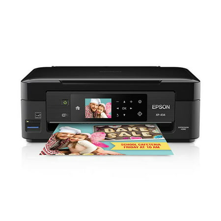 Expression Home Xp 434 Small In One All In One Printer
