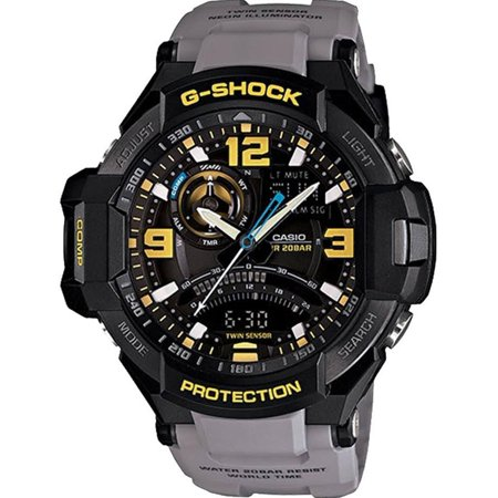 Casio G-Shock Gravitymaster GA1000-8A Twin Sensor Aviation W