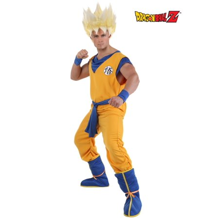 Adult Super Saiyan Goku Costume](Goku Child Costume)
