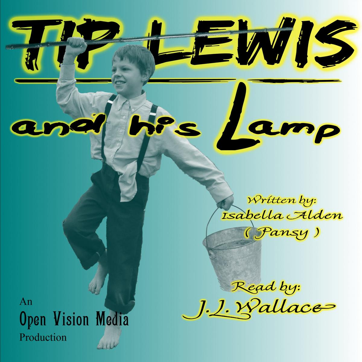 Tip Lewis and His Lamp - Audiobook