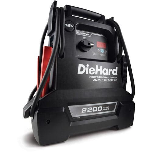 DieHard Electric 2200 Peak-Amp Jump Starter